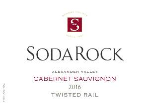 2016 Cabernet Sauvignon Twisted Rail MAIN
