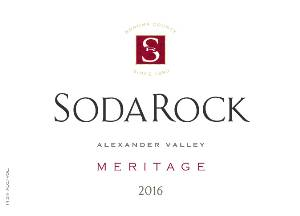 2016 Meritage - Red Blend, Alexander Valley THUMBNAIL