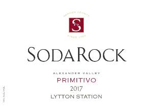 2017 Primitivo Lytton Station Alexander Valley MAIN