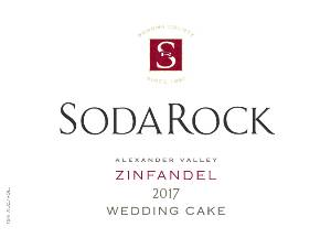 2017 Zinfandel Wedding Cake THUMBNAIL