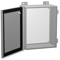 1414PH Series - Hinged Clamped Cover
