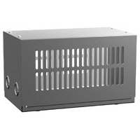 Hammond 1416O NEMA 1 Ventilated Component Case