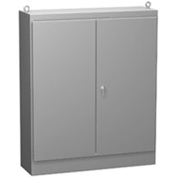 Hammond 1418BY20 NEMA 12 Free Standing Enclosure_THUMBNAIL