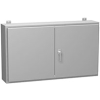 Hammond 1422UW12 NEMA 12 Metal Enclosure w/ Two Doors