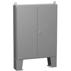1422 Series Floormount - Hinged 2-Door