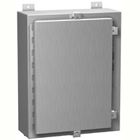 1447SN4 Series 304 Stainless Steel - Hinged Door