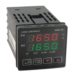 Dwyer 16c 2 1 16 Din Temperature Controller