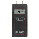 Differential Pressure FM Digital Manometers
