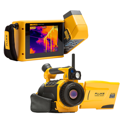 Shop Fluke Expert Series Thermal Imagers