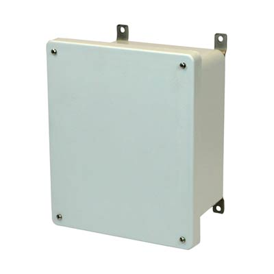Allied AM1084 NEMA 4X & 6P Fiberglass Enclosure