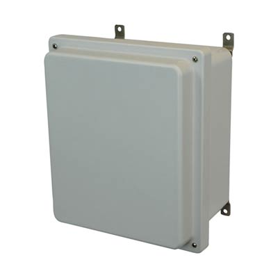 Allied AM1206R NEMA 4X & 6P Fiberglass Enclosure