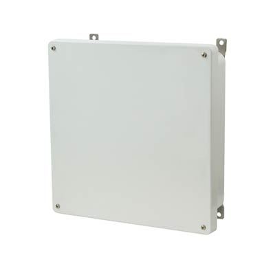 Allied AM1224 NEMA 4X & 6P Fiberglass Enclosure