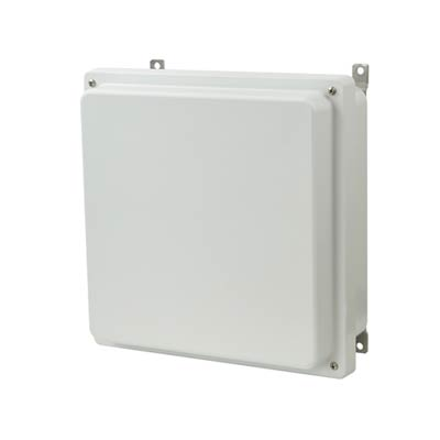 Allied AM1224R NEMA 4X & 6P Fiberglass Enclosure