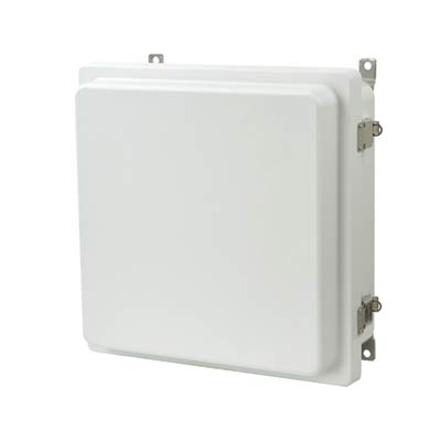 Allied Moulded AM1224RL NEMA 4X Fiberglass Enclosure_THUMBNAIL