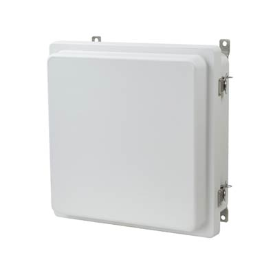Allied Moulded AM1224RT NEMA 4X Fiberglass Enclosure_THUMBNAIL