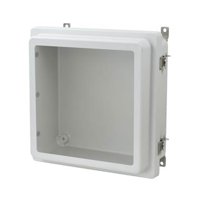 Allied Moulded AM1224RTW NEMA 4X Fiberglass Enclosure