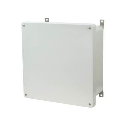 Allied AM1226 NEMA 4X & 6P Fiberglass Enclosure