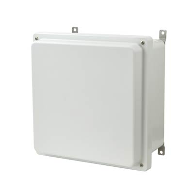 Allied AM1226R NEMA 4X & 6P Fiberglass Enclosure