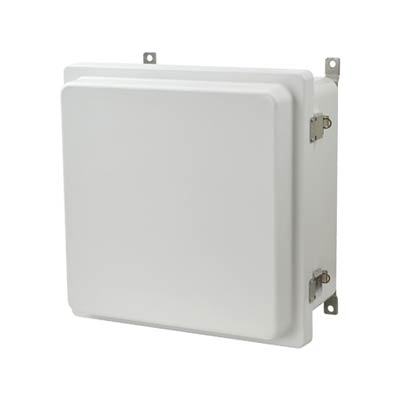 Allied Moulded AM1226RL NEMA 4X Fiberglass Enclosure_THUMBNAIL