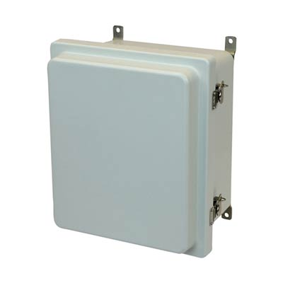Allied Moulded AM1648RT NEMA 4X Fiberglass Enclosure