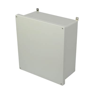 Allied Moulded AM1868 NEMA 4X Fiberglass Enclosure