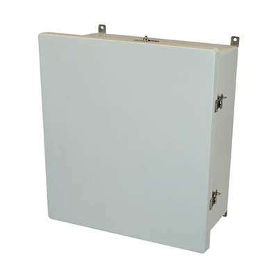 Allied Moulded AM1868T NEMA 4X Fiberglass Enclosure