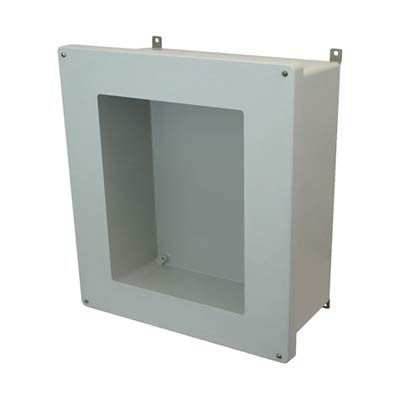 Allied Moulded AM1868W NEMA 4X Fiberglass Enclosure