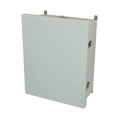 Allied Moulded AM2068T NEMA 4X Fiberglass Enclosure