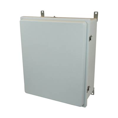 Allied Moulded AM24208RT NEMA 4X Fiberglass Enclosure