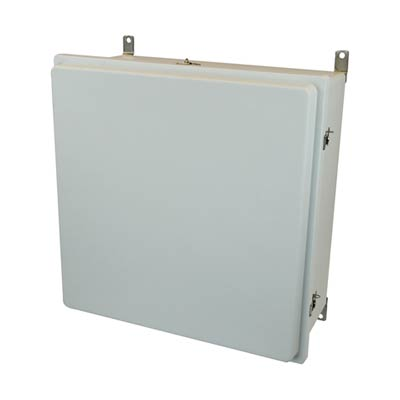 Allied Moulded AM24240RT NEMA 4X Fiberglass Enclosure_THUMBNAIL