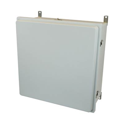 Allied Moulded AM24248RT NEMA 4X Fiberglass Enclosure_THUMBNAIL