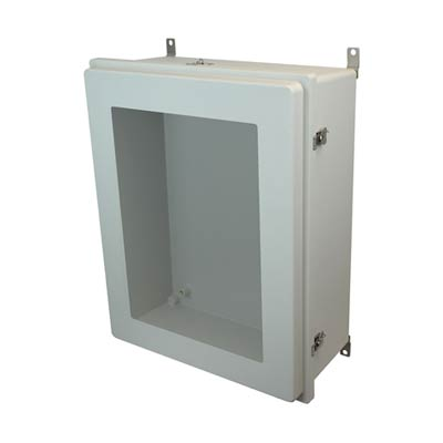 Allied Moulded AM30240RTW NEMA 4X Fiberglass Enclosure