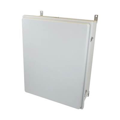 Allied Moulded AM30248RL NEMA 4X Fiberglass Enclosure_THUMBNAIL