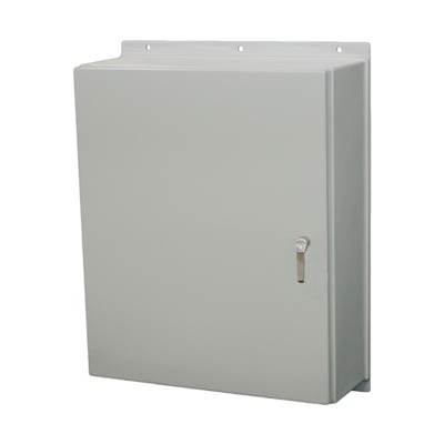 Allied Moulded AM363016L3PT NEMA 4X Fiberglass Enclosure