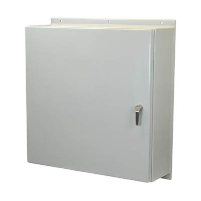 Allied Moulded AM363616L3PT NEMA 4X Fiberglass Enclosure