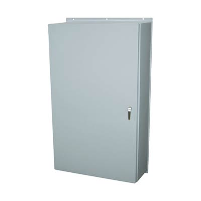 Allied Moulded AM603616L3PT NEMA 4X Fiberglass Enclosure
