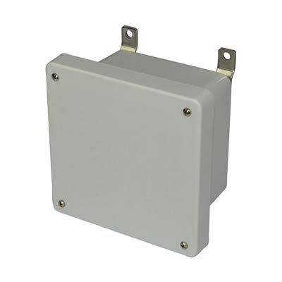 Allied AM664 NEMA 4X & 6P Fiberglass Enclosure_MAIN