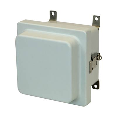 Allied Moulded AM664RL NEMA 4X Fiberglass Enclosure_THUMBNAIL