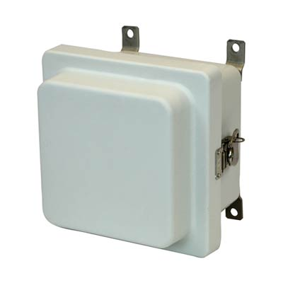 Allied Moulded AM664RT NEMA 4X Fiberglass Enclosure