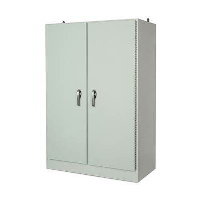 Allied Moulded AM724925FSDD NEMA 4X Fiberglass Enclosure