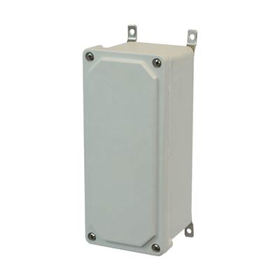 Allied Moulded NEMA 4X AM943 Fiberglass Enclosure