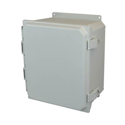 Allied Moulded AMU1648NLF NEMA 4X Fiberglass Enclosure_THUMBNAIL