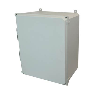 Allied AMU2060 NEMA 4X & 6P Fiberglass Enclosure