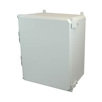Allied Moulded AMU2060NL NEMA 4X Fiberglass Enclosure_THUMBNAIL