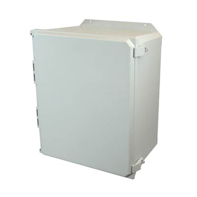 Allied Moulded AMU2060NLF NEMA 4X Fiberglass Enclosure_THUMBNAIL