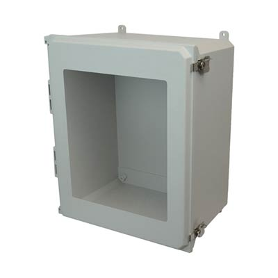 Allied Moulded AMU2060TW NEMA 4X Fiberglass Enclosure