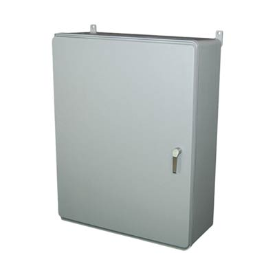 Allied Moulded AMXL403212L3PT NEMA 4X Fiberglass Enclosure