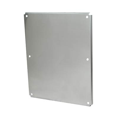 Aluminum Back Panel for 24x20 Enclosures | PA2420