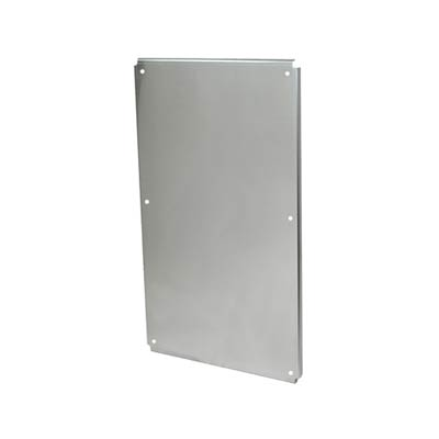 Aluminum Back Panel for 40x32 Enclosures | PA4032