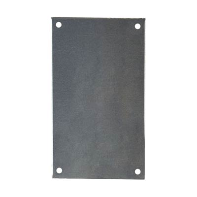 Allied Moulded PA94 Aluminum Back Panel